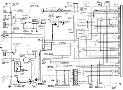 46384_starter_8 1991 cadillac deville car wont start engine mechanical problem 1996 cadillac deville wiring schematics at crackthecode.co