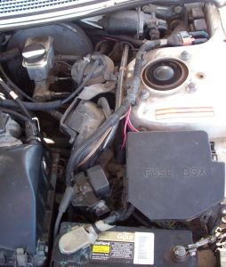 1995 Ford Probe No Spark Won T Fire Since 1995 I Have Never Had