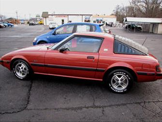 1983 Mazda RX7 Buying a New Engine, Too Much Mileage