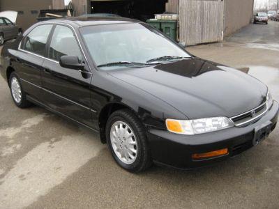 1996 Honda Accord Oil Leak Engine Mechanical Problem 1996