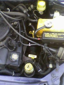 1999 Dodge Intrepid    Vaccum    Lines  Brakes Problem 1999 Dodge