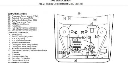 95 Buick Century Fuel Pump Wiring Diagram