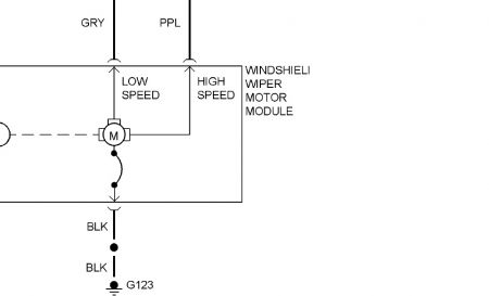 1992 gmc c1500 winshield wipers: when i turn on the switch ... free electrical wiring diagrams for cars