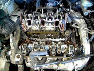 1999 Pontiac Grand Am Pushrod Locations Engine Mechanical