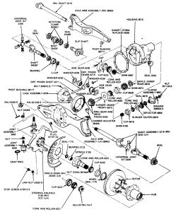 Ford 4x4 Front Locking Hub Diagram additionally Dana 44 Locking Hub Diagram furthermore 2s0o2 Son Laws 95 Isuzu Rodeo Needs Rt Front as well Ford Bronco 1985 Ford Bronco Front 4x4 Wheel Bearing Replace Diagram together with Ford F 250 1998 Ford F250 4x4 Manual Locking Hubs. on ford 4x4 front locking hub diagram