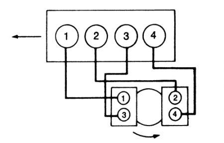 1994 toyota tercel spark plug wires: engine mechanical problem ...  2carpros