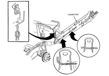 Chevrolet Silverado 1984 Chevy Silverado Emergency Brake Installation on 99 s10 wiring diagram