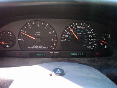 1999 dodge caravan instument cluster electrical problem 1999 1999 Dodge Grand Caravan.gray www 2carpros com forum automotive_pictures 532835_carrunninginpark_1
