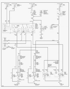 jeep tj tail light wiring diagram