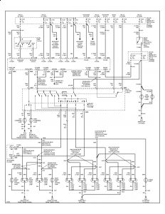1998 lincoln town car no turn signals: electrical problem 1998, Wiring diagram