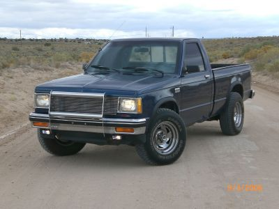 Chevrolet S on Chevy S10 4 Cyl Engine