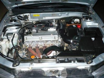 P on 2001 Mitsubishi Galant