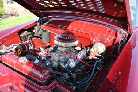 1968 Ford Mustang Stalling: Hi All- Newbie Here, the Info Is