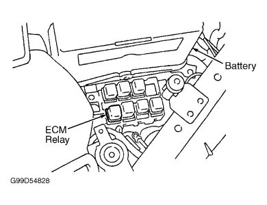 Lexus Es300 Car Hood Parts Diagram