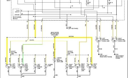 55316_00jxitail_2_2 2000 chrysler sebring stop and tail lights electrical problem chrysler 300 tail light wiring diagram at bayanpartner.co