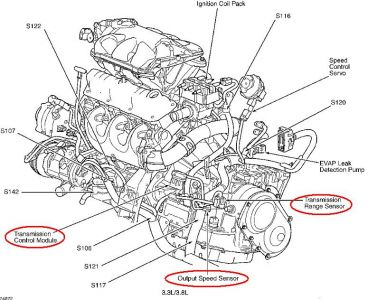 2005 Chrysler Town And Country Engine Diagram on 2000 jeep cherokee fuse identification