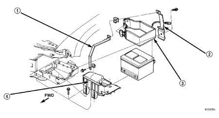 1999 Chrysler 300 Starter Locationon 2004 Dodge Stratus Fuse Box Diagram
