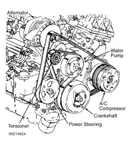 ShowAssembly as well 3 8l V6 Impala Engine together with Showassembly further Pontiac Bonneville Engine Diagram additionally 2005 Dodge Caravan 110208km P0335 Rough Stall Engine Power. on 3 8 buick engine parts diagram