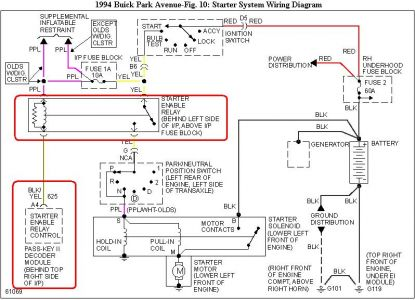 1994 Buick Park Avenue Wiring Diagram - 13.14.web-berei.de • on 1997 buick park avenue belt routing, 1997 buick lesabre engine diagram, 1997 buick century radio wiring diagram,