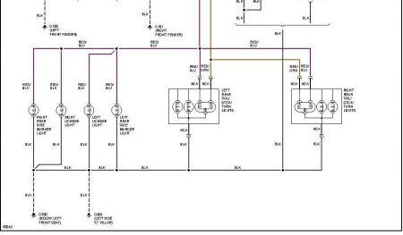 nissan 1400 bakkie fuse box diagram