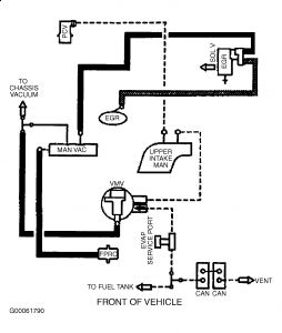 1997 mercury sable engine diagram 1997 mercury sable vaccum diagram: motor is not idleing ...