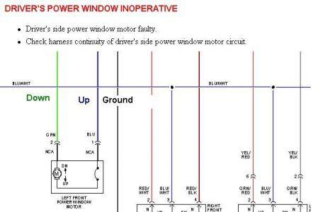1999 nissan altima power window driver 39 s side a year ago for 1999 nissan altima power window switch