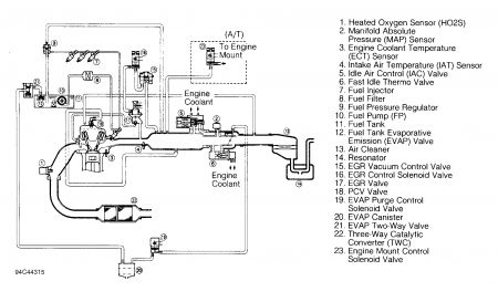 Vecif B on Car Engine Diagram Can You Label