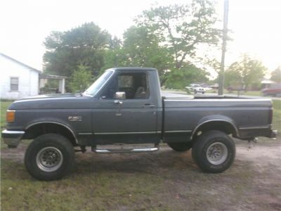 1989 ford f150 i need help with the death wobble.