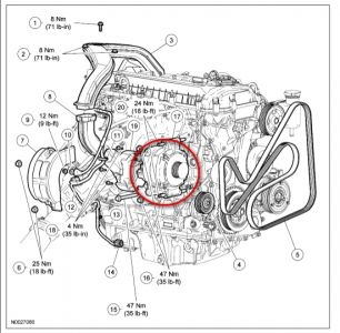 561653_Alternator_loc_02_Fusion_23_1 2006 ford fusion 2006 ford fusion 4 cyl where is the alternator