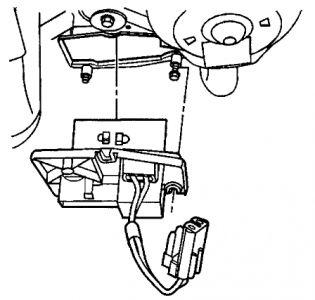 Blower Motor Resister Century on 2000 Buick Century Fuse Panel
