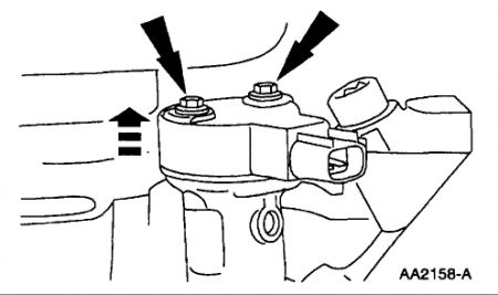 Ford Ranger 1999 Ford Ranger Camshaft Position Sensor on mechanical wiring diagram