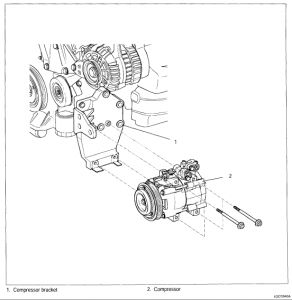 2003 Kia Sedona Air Conditioning Wiring Diagram on fuse and relay box for automotive