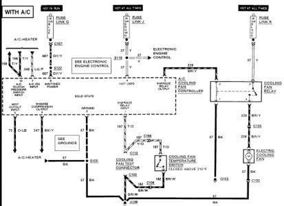 1990 Ford Tempo Starter Wiring Electrical Wiring Diagram