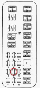 com forum automotive pictures 561653 fuse box 98 lesabre 1jpg. Black Bedroom Furniture Sets. Home Design Ideas