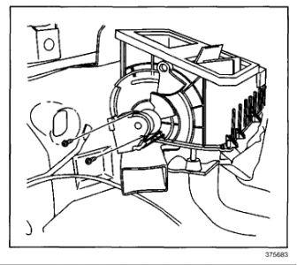 2001 Chevy Silverado Heat Actuator Not Moving Air