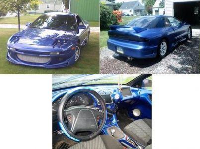 1995 Ford Probe 1995 Ford Probe Won T Start I Have A 1995 Ford