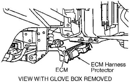 Ecu Location?: Could You Tell Me the Location of the Ecm (ecu)? on 2001 maxima fuel pump wiring diagram, nissan 240sx wire diagram, 2001 nissan maxima wiring diagram, 1988 pathfinder wire diagram,