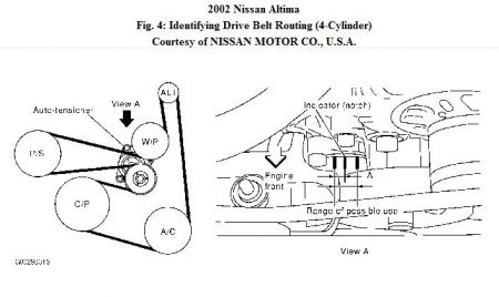 Nissan Cvt Diagram in addition Saturn Alternator Wiring Diagrams Pictures416332 1994 Sl2 moreover 03 Nissan Altima Wiring Diagram in addition 2001 Infiniti I30 Starter Location additionally Nissan Altima 2002 Nissan Altima 25 Engine. on 2003 nissan maxima alternator diagram