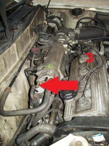 1995 Toyota Camry 95 Toyota Camry Heavy Black Smoke Fuel Co