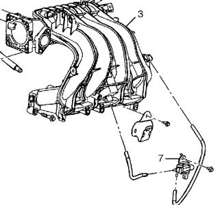Ford Ranger P1537 Dtc on ford vacuum hose diagram