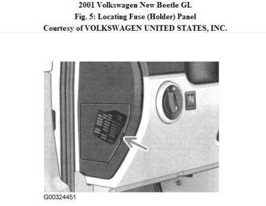 2001 volkswagen beetle fuze box: can u tell me where the ... volkswagen new beetle fuse box location 2001 beetle fuse box location