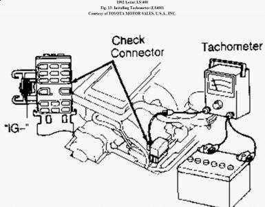 on 1992 Lexus Ls400 Engine Diagram