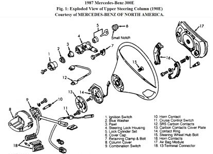 Wiring Diagram For A 1987 Mercedes 300e on 1987 buick grand national wiring diagram