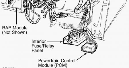 Ford Windstar 1998 Ford Windstar Gem Module on ford f150 trailer wiring harness diagram