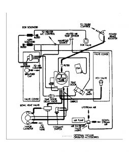 Chrysler Vacuum Diagram