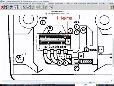 1993 Buick Roadmaster Wiring Diagram likewise Saturn Lw300 Wiring Harness also 91 Buick Century Fuel Pump as well 2001 Honda 400ex Ignition Box in addition 300081 Crankcase Ventilation Options. on 84 buick skylark