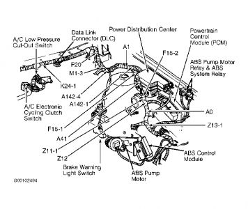 Dodge 3500 Front Axle Diagram together with Wiring And Connectors Locations Of Honda Accord Air Conditioning System 94 07 additionally 1996 Volkswagen Cabrio Golf Jetta Air Conditioner Heater Wiring Diagram And Schematics together with Repair Diagrams For 2000 Plymouth Voyager Engine together with Dodge Ram Rwal Abs Wiring Harness Diagram. on 1995 dodge caravan wiring diagrams