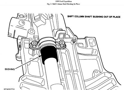 1997 ford explorer steering column diagram  ford  auto