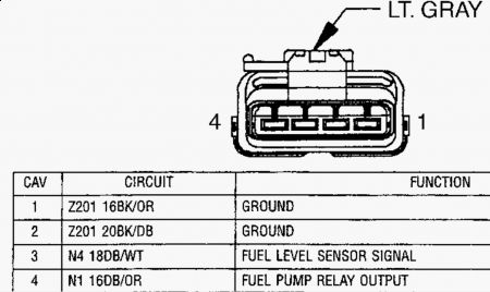 62217_Caravan_1 fuel pump electrical problem 6 cyl two wheel drive automatic dear 1999 dodge grand caravan wiring diagrams at reclaimingppi.co