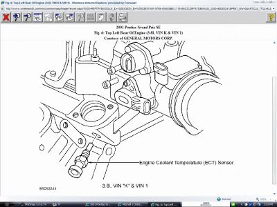 2006 Trailblazer Temperature Sensor Location further 94 Ford Explorer Engine Diagram furthermore 2000 F150 Sensor Wiring Diagram Ect as well Ect Sensor Location 1999 Ford F350 Sel together with Iat Sensor 2002 Jeep Liberty. on ect sensor location 2002 ford ranger coolant